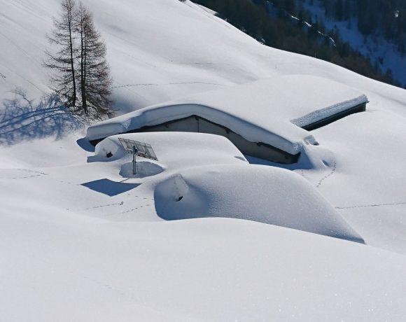 Loveignoz, l'hiver
